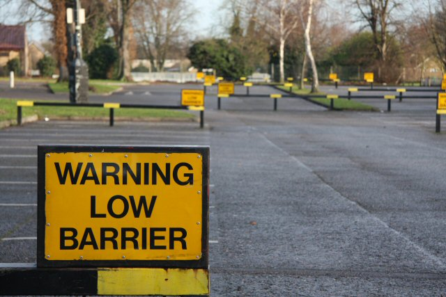 low-barrier