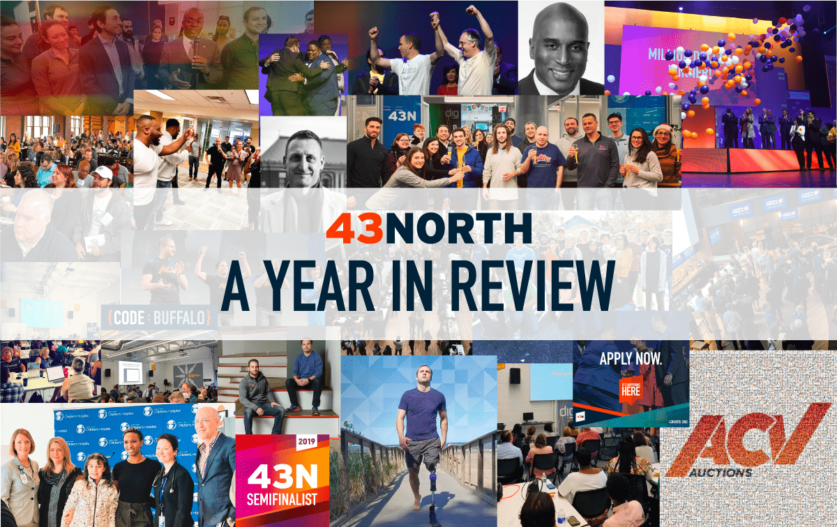 43North 2019 year in review